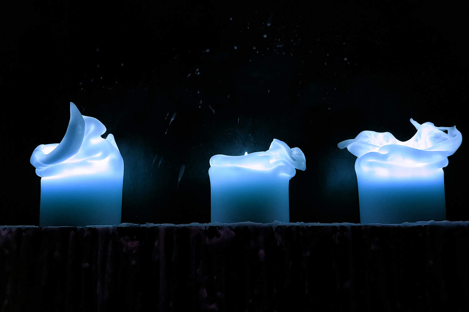 Blue Candle Meaning