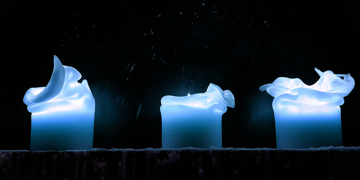 Blue Candle Meanings