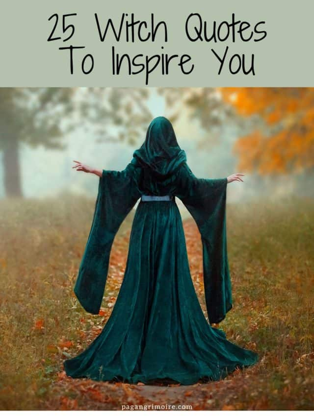 Witch Quotes - Remember Your Words(2)