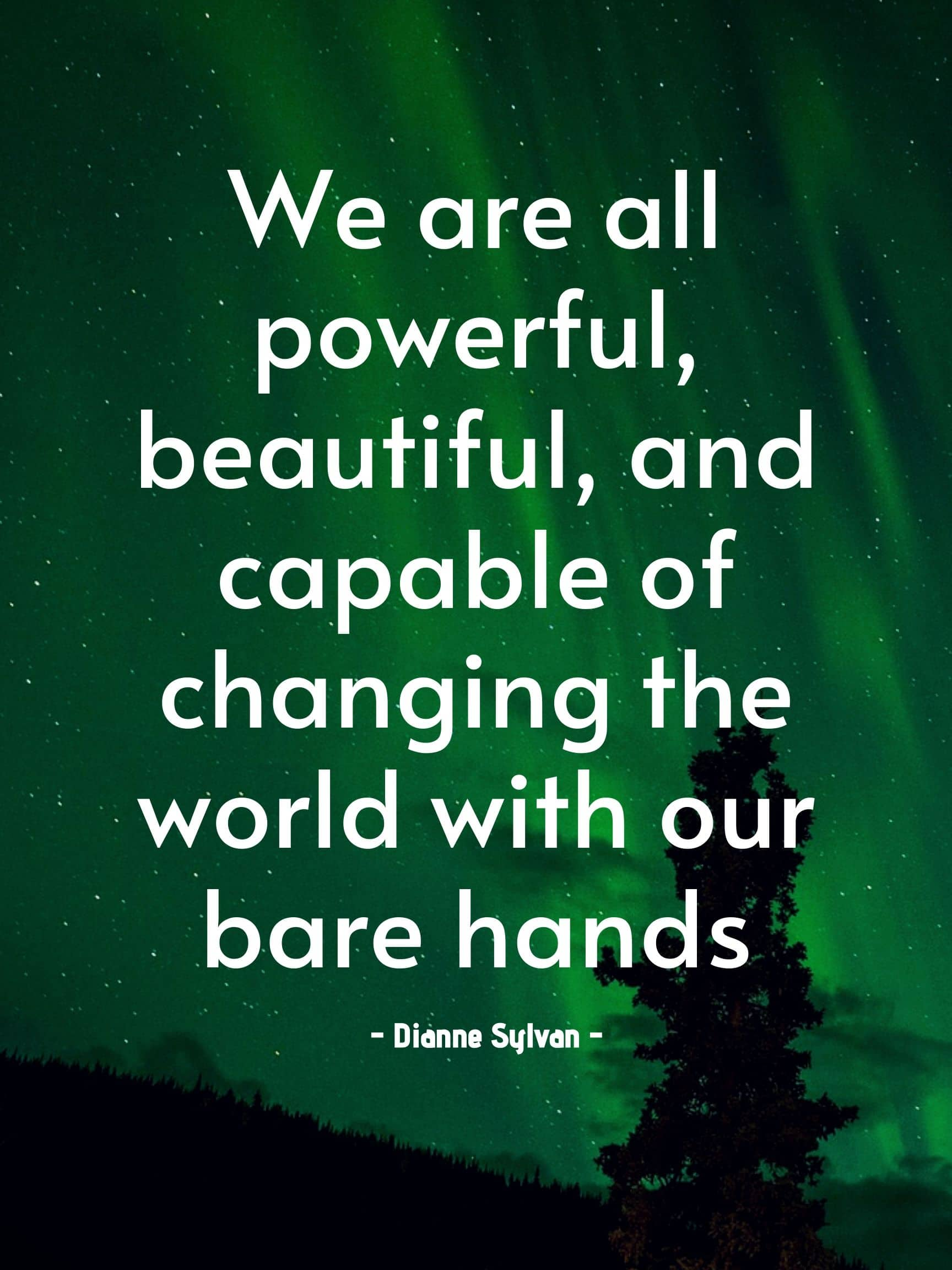 Witch Quotes - we are all powerful