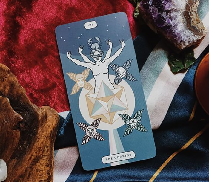 Beautiful Tarot Decks - Arcana Iris