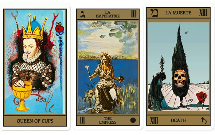 Beautiful Tarot Decks - Dali