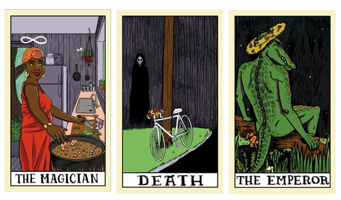 Beautiful Tarot Decks - Delta Enduring