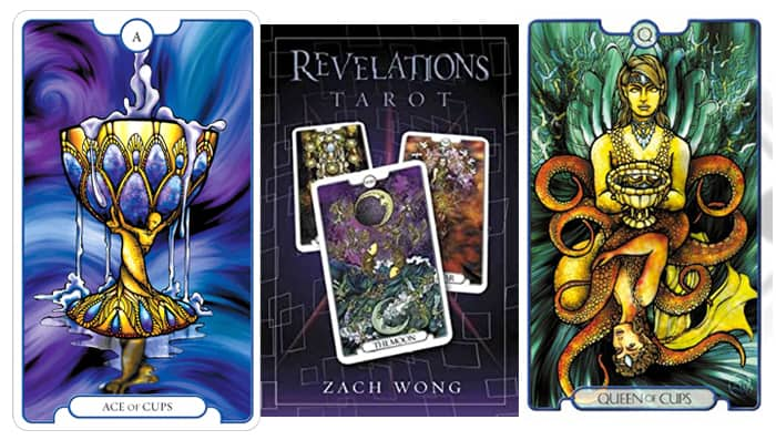 Beautiful Tarot Decks - Revelations