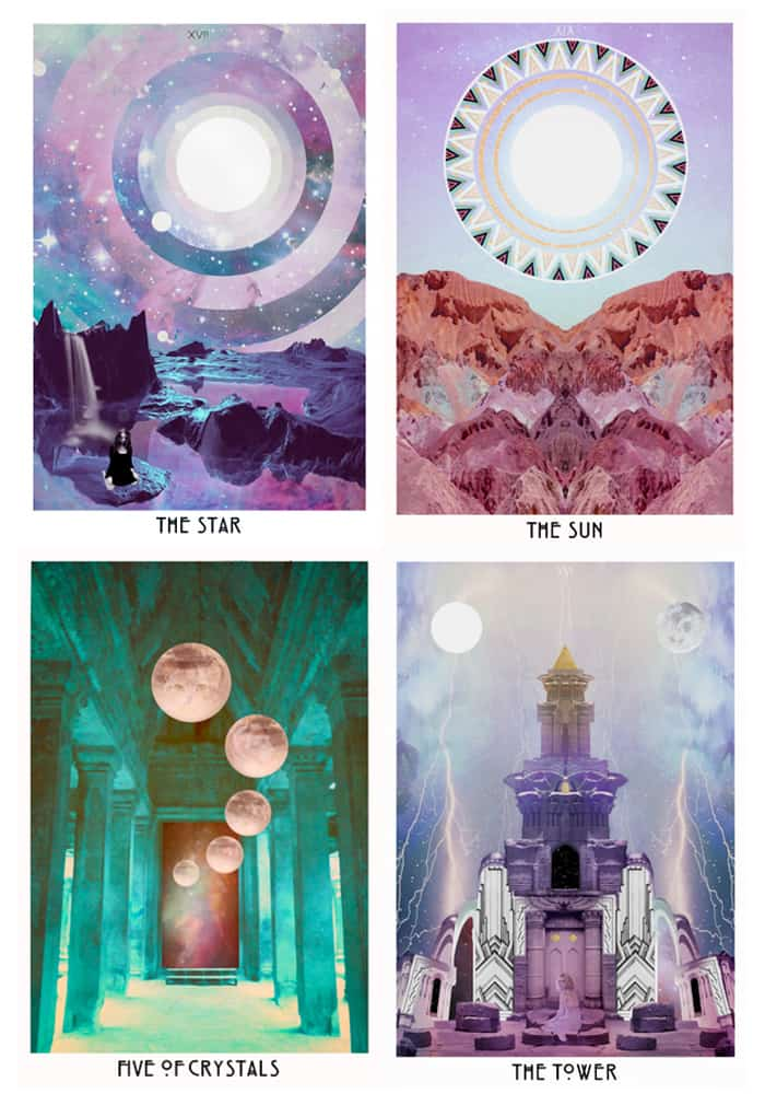 Beautiful Tarot Decks - Starchild