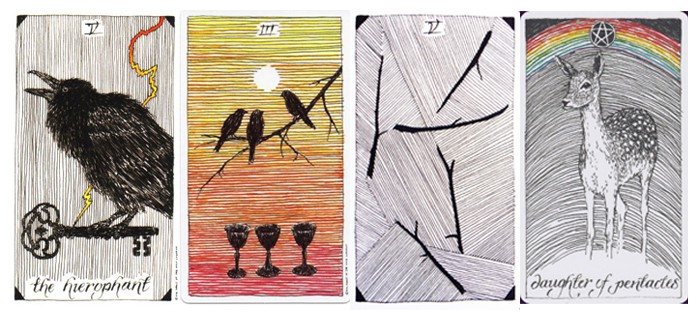 Beautiful Tarot Decks - Wild Unknown
