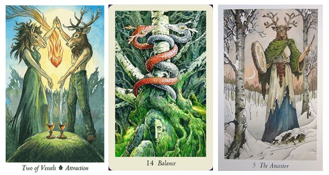 Beautiful Tarot Decks - Wildwood