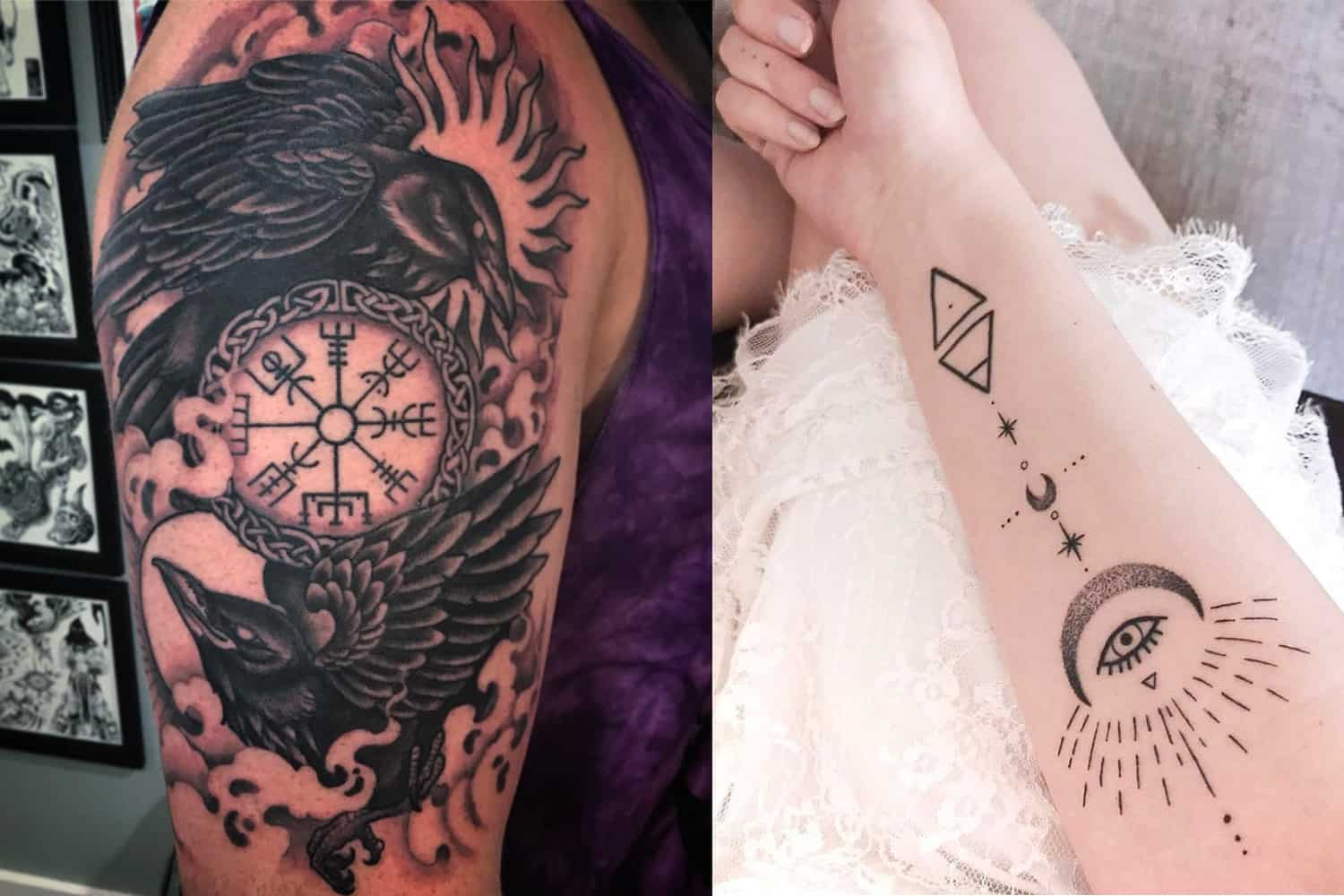 Witch Tattoos