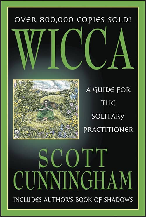 Best Books for Beginner Witches - Wicca Guide for the Solitary Practitioner Cunningham