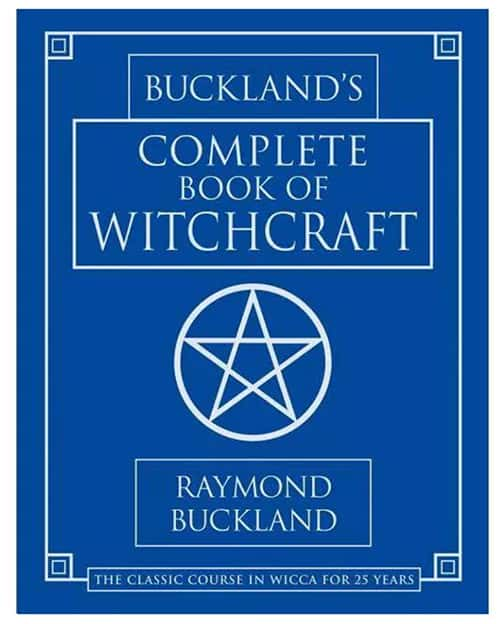Best Books for Beginner Witches - Buckland Complete Book of Witchcraft