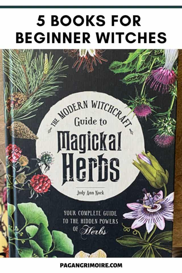 Best Books for Beginner Witches