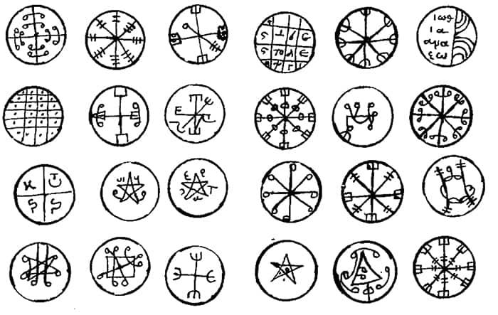 Pentagram vs Pentacle - Key of Solomon