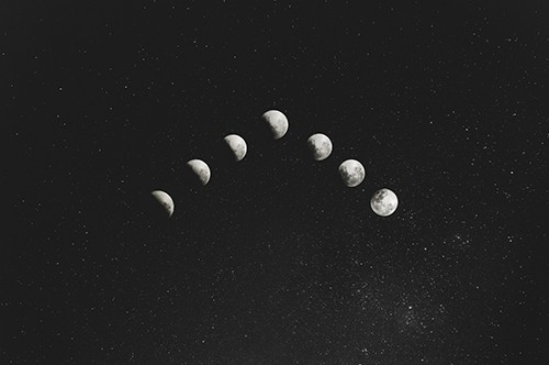 Candle Magic for Manifestation - Moon Phases