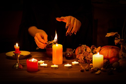 Candle Magic for Manifestation - Lighting Candle Ritual