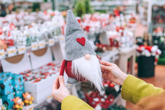 How to Celebrate Yule - Tomte Gnome
