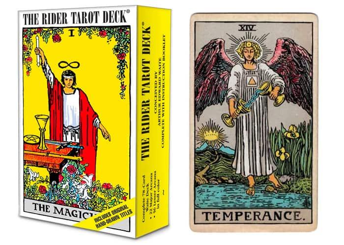 Best Tarot Cards for Beginners - Rider Waite