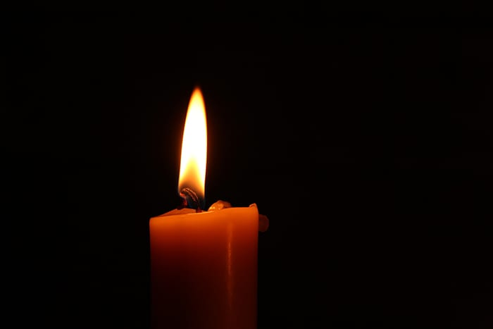 Orange Candle Meaning - Lit