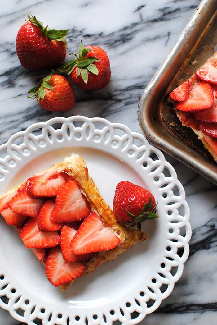 Litha - Strawberry Tart