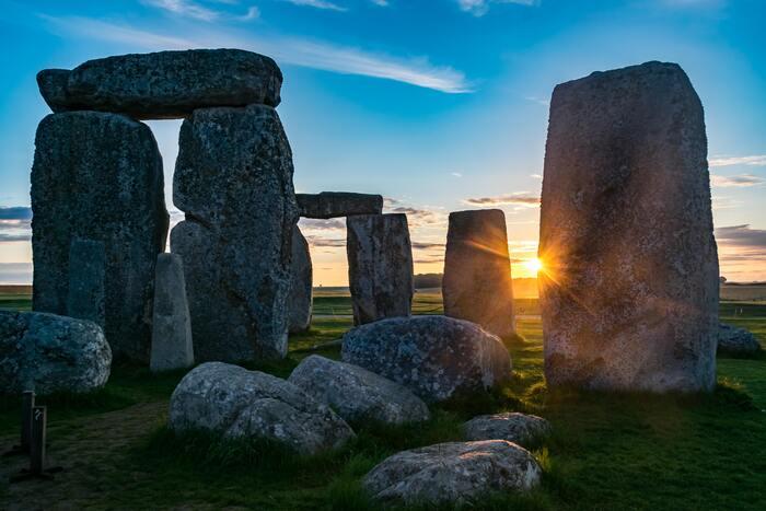 Litha - Stonehenge with Sunrise