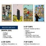 Tarot Cards for Scorpio
