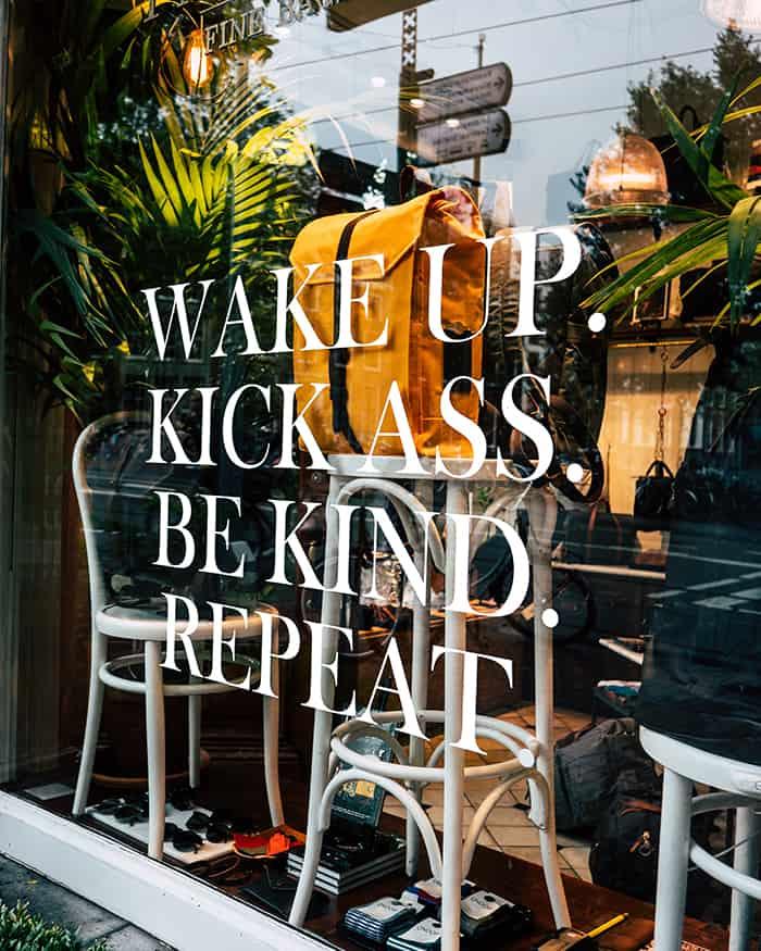 Gemini Personality Traits - Wake Up Kick Butt Repeat