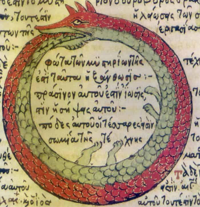 Snake Tattoos - Ouroboros